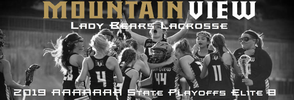 Mountain View Lady Bears Lacrosse